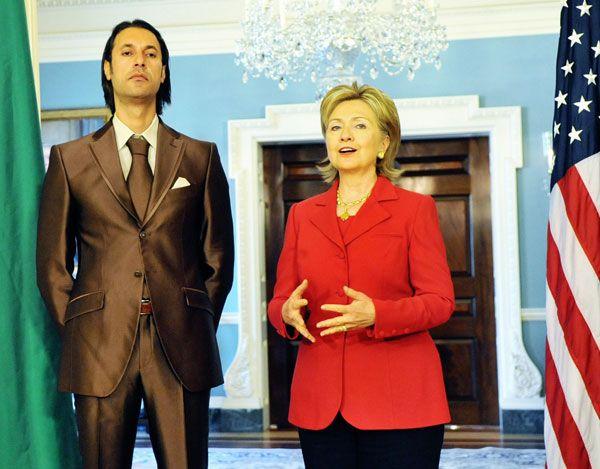 Mutassim_Gadaffi_Hilary_Clinton
